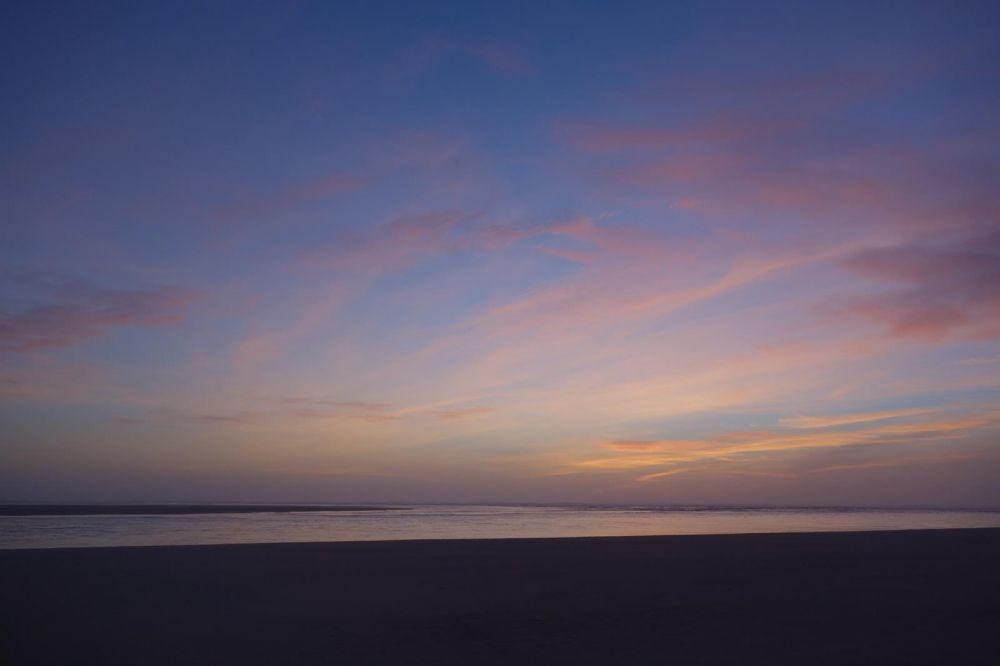 Sunset at Netarts Bay