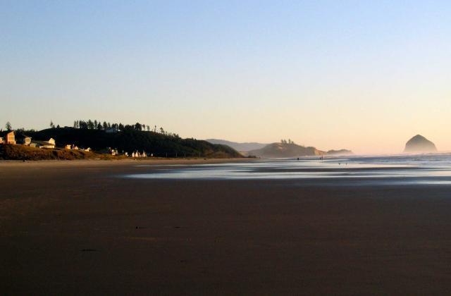 Tierra del Mar at Sunset