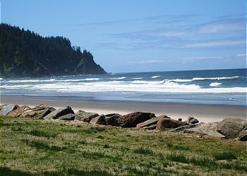 Pacific Sands Resort View