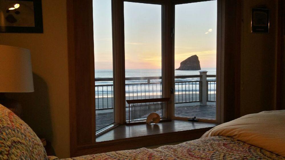 Bedroom 1 with Bay Window