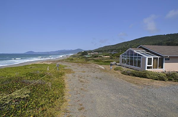 The end of your road trip, Land's End awaits. Very private, spectacular location