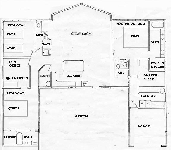 Brigadune floor plan