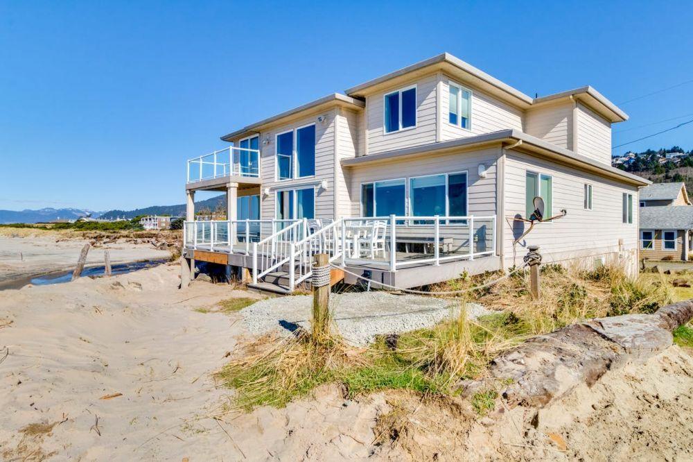 Rockaway Beach Villa Beachcombers Nw